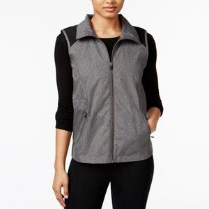 Ideology Water Resistant Vest Charcoal XS